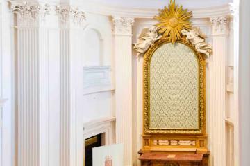 Capilla: altar