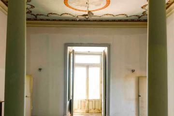 Habitación de la Condesa: ventana
