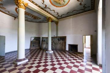 Habitación de la Condesa