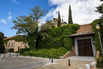 Fachada Iglesia del Convento