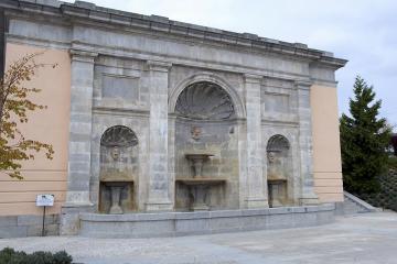 Fuente de Ventura Rodríguez