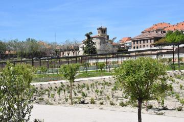 Huertas del palacio