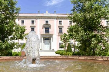 Los jardines del Palacio