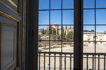 Vista Fuente de Ventura Rodríguez